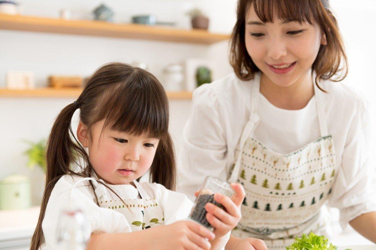 初めての料理でももう迷わない!子どもに料理を教えるには?の画像