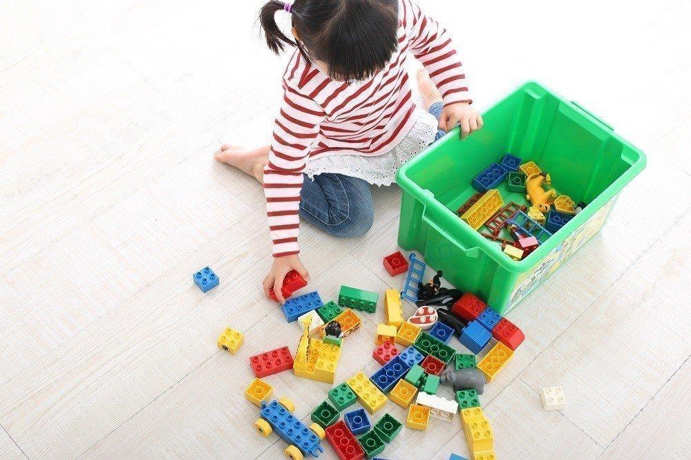 子どものおもちゃ収納術!おしゃれにスッキリ片付けられるコツとアイデア大公開!の画像