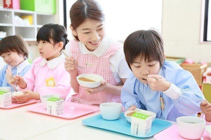 保育園の給食事情!乳幼児期における食育の重要性とは?の画像