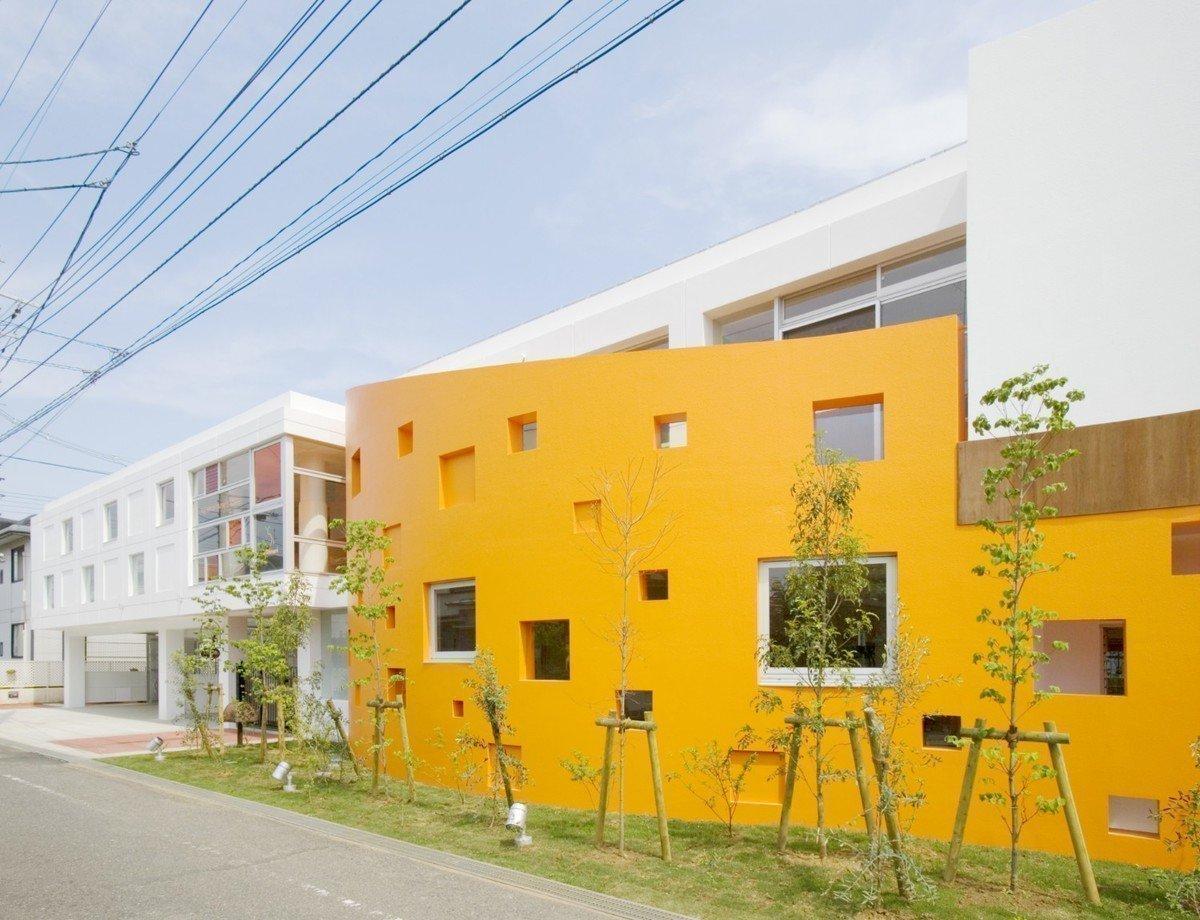 富士みのりこども園の園舎はキッズデザイン賞を受賞!小学校に行ってからも心に余裕を持てる保育とは?の画像