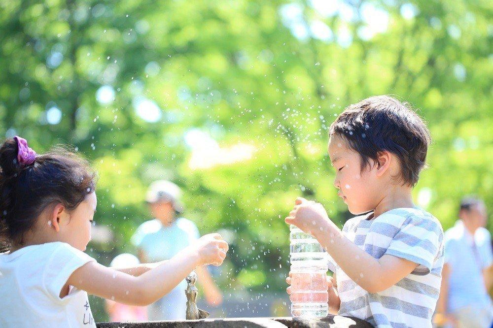 猛暑が続く夏...保育園の暑さ対策は大丈夫?子どもの熱中症について知ろう!の画像