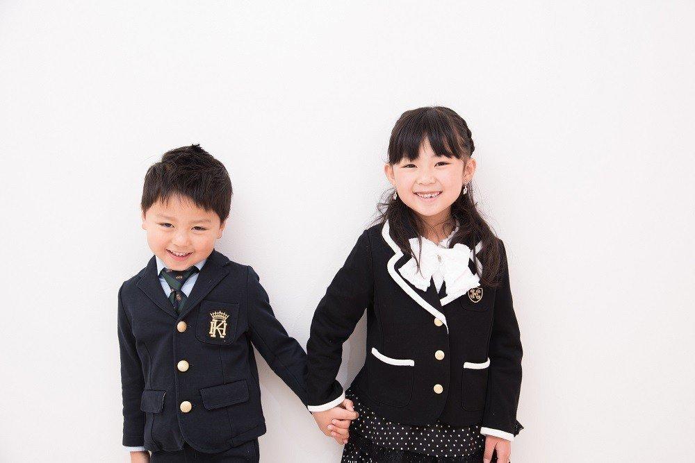 【卒園式や入学式にも】子ども用フォーマル服はレンタルがおススメ?男の子・女の子向けフォーマル服の画像