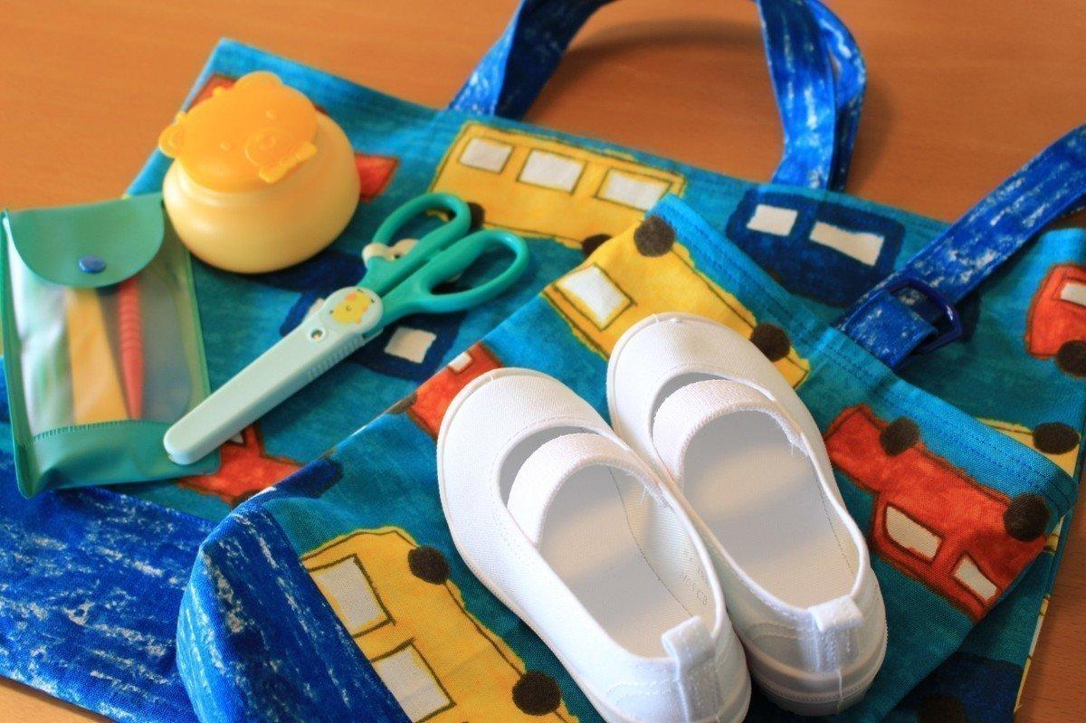 【完全保存版】幼稚園入園グッズのチェックリストで漏れなく準備しよう!の画像